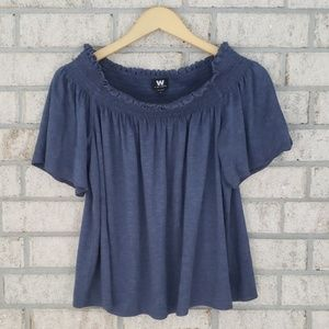 W by Worth Off The Shoulder Top